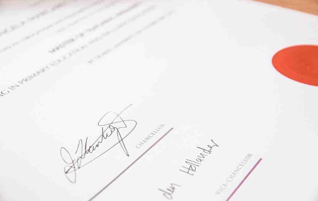 Comment obtenir un certificat de naissance