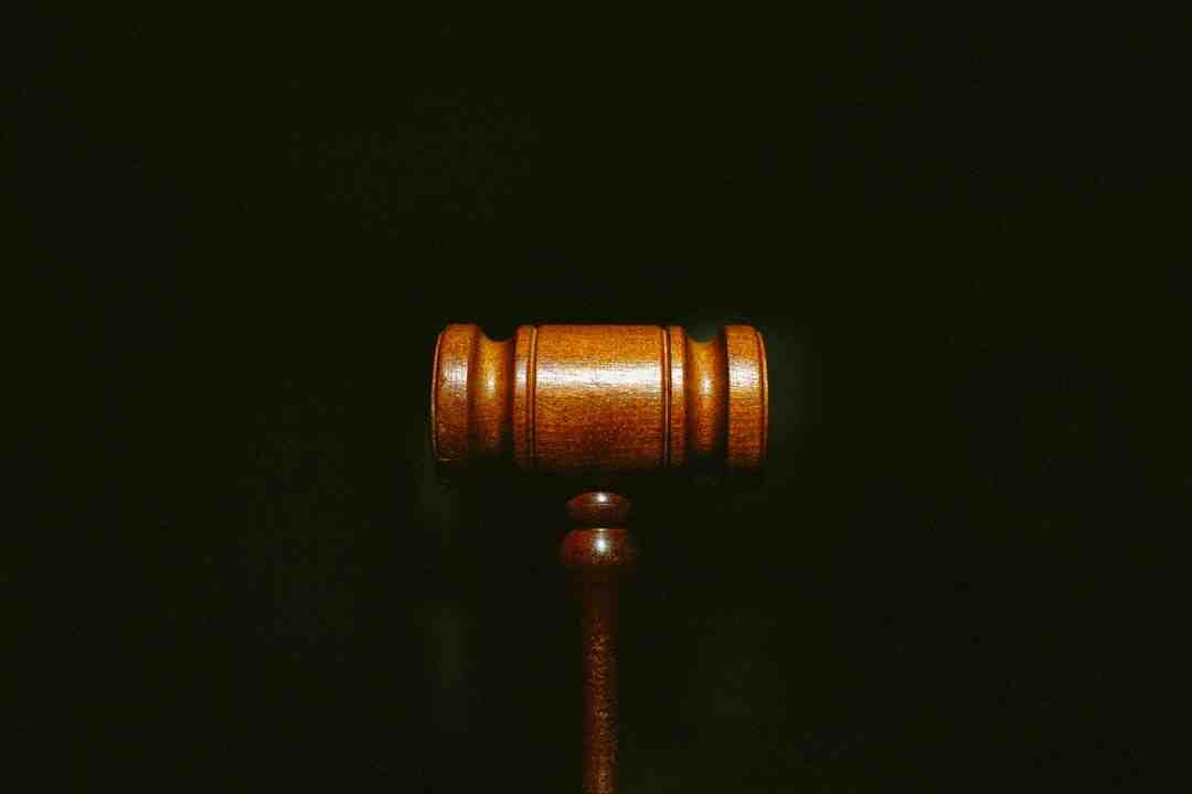 Comment se comporter au tribunal
