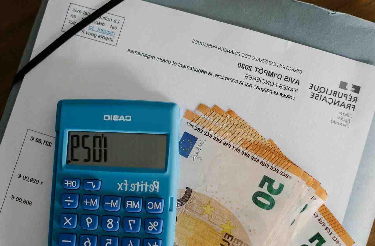 Comment calculer l'impôt 2020